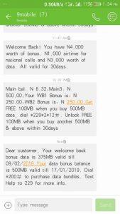 9mobile offers massive bonus