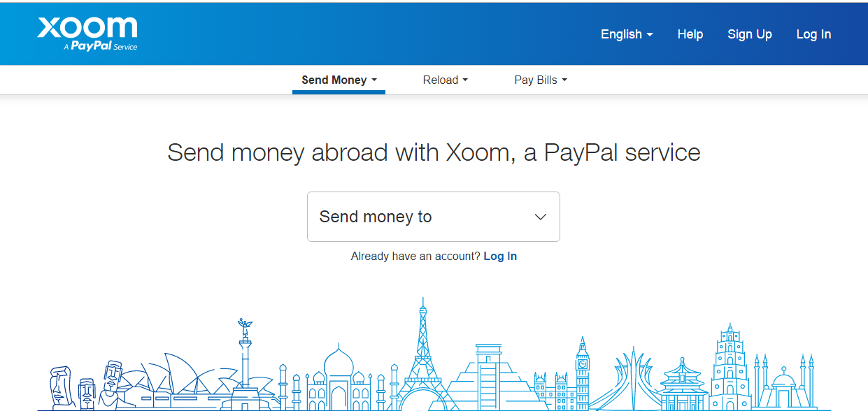 Xoom: How to send Paypal money directly to your bank account